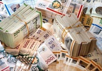 Pengeregn fra Bornerups Fond
